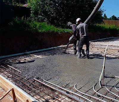 Строительство утепленной шведской плиты своими руками